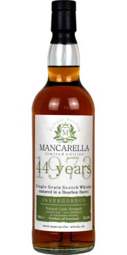 Invergordon Mancarella Limited edition