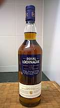 Lochnagar Triple Matured Edition - Exclusive to the Friends of the Classic Malts