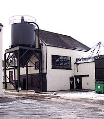 Cragganmore draff silo uploaded by Ben, 17. Feb 2015