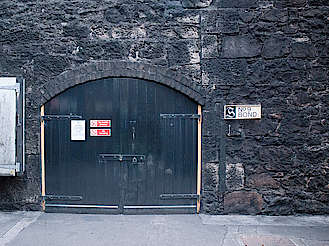 Springbank warehouse entrance uploaded by Ben, 22. Feb 2016