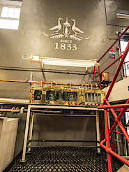 Glengoyne spirit safe uploaded by Ben, 17. Jun 2019
