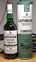 Laphroaig cairdeas triple wood