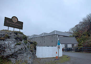 Bunnahabhain entrance  uploaded by Ben, 26. Jan 2016