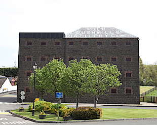 Bushmills warehouse uploaded by Ben, 12. May 2015