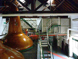 Speyburn pot stills and receiver uploaded by Ben, 22. Apr 2015