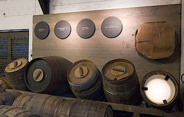 Jura different types of casks uploaded by Ben, 02. Feb 2016