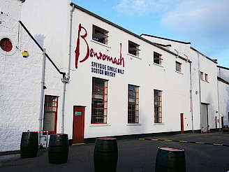 Benromach still room uploaded by Ben, 07. Dec 2018