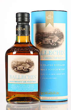 Ballechin Oloroso Sherry Matured