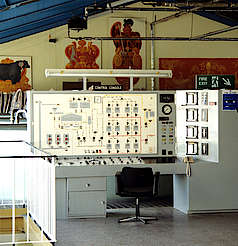 Glenfarclas control panel uploaded by Ben, 11. Mar 2015