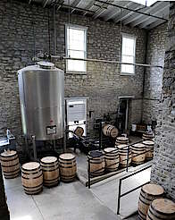 Woodford Reserve barrel filling uploaded by Ben, 01. Sep 2015