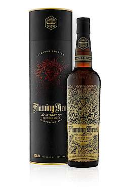 Compass Box Flaming Heart 15 Anniversary Edition