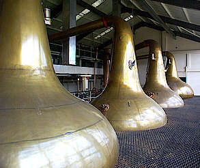 Linkwood pot stills uploaded by Ben, 08. Apr 2015