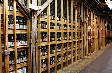 Jim Beam rack uploaded by Ben, 17. Jun 2015