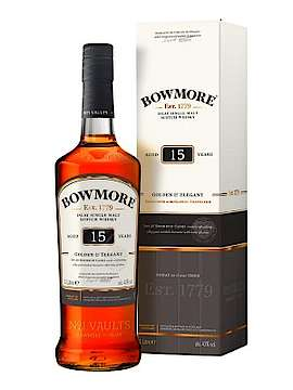 Bowmore Golden & Elegant