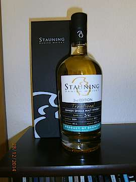 Stauning Traditional 2nd Edition