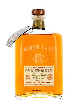 Minor Case Case Sherry Cask Finished