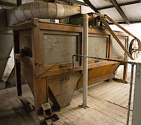 Springbank part of the malt mill uploaded by Ben, 22. Feb 2016