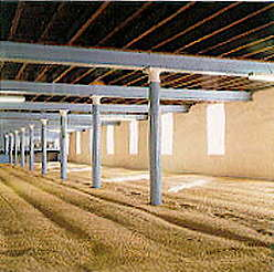 Glen Garioch malting floor uploaded by Ben, 26. Feb 2015