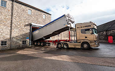 Glenfarclas malt delivery uploaded by Ben, 29. Nov 2019