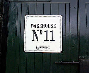 Cragganmore warehouse sign uploaded by Ben, 17. Feb 2015