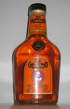 Old Grand Dad 86 Proof