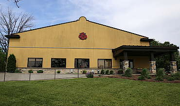 Four Roses visitor center uploaded by Ben, 22. Jun 2015