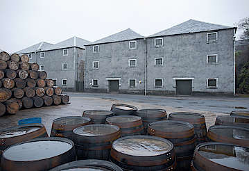 Bunnahabhain empty casks uploaded by Ben, 25. Jan 2016