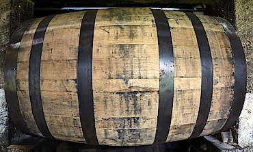 Barrel of the Heavenhill distillery. uploaded by Ben, 12. Jun 2015