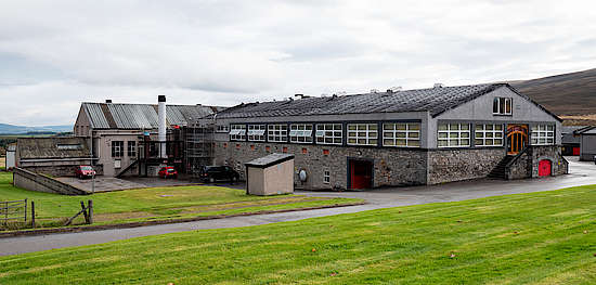 The Warehouses of Glenfarclas