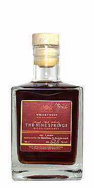 The Nine Springs Distillery Only, Ex Bourbon & Acacia-Cask