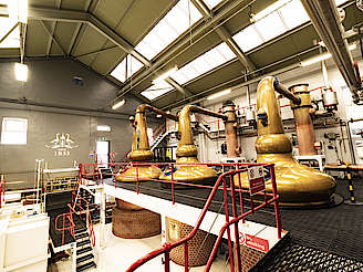Glengoyne pot stills uploaded by Ben, 17. Jun 2019