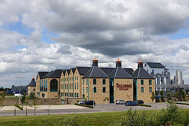 Tullamore distillery uploaded by Ben, 18. May 2020