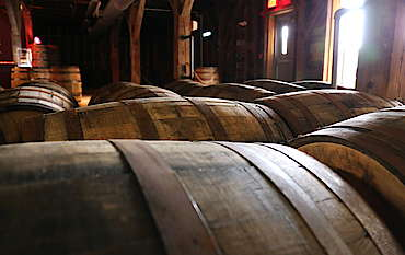 Jim Beam casks uploaded by Ben, 17. Jun 2015