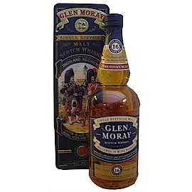Glen Moray Black Watch Tin