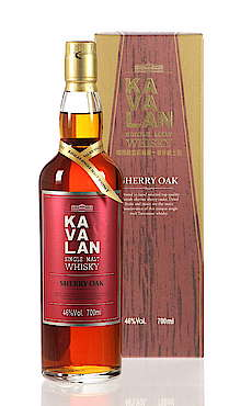 Kavalan Sherry Oak Sample