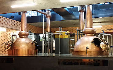 Puni Pot Stills and condensers uploaded by Ben, 12. May 2015