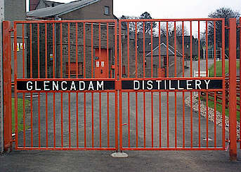 Glencadam entrance gate uploaded by Ben, 04. Mar 2015