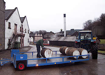 Glenrothes cask removal uploaded by Ben, 24. Mar 2015