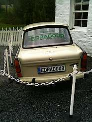 Car of the of the Edradour Distillery uploaded by Ben, 26. Aug 2014