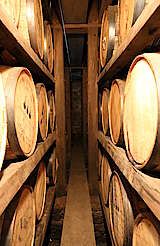Woodford Reserve inside the warehouse uploaded by Ben, 01. Sep 2015