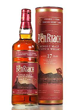 Benriach PX Finish