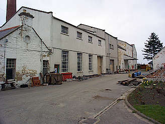 Benromach distillery old view uploaded by Ben, 16. Feb 2015