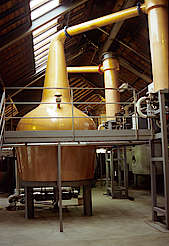 Speyside pot stills and condensers uploaded by Ben, 11. May 2015