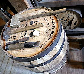 Woodford Reserve working tools uploaded by Ben, 01. Sep 2015