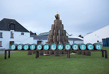 Bruichladdich lettering uploaded by Ben, 29. Feb 2016