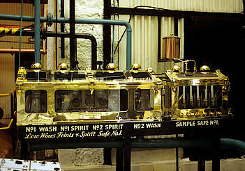 Dalmore spirit & sample safe uploaded by Ben, 17. Feb 2015