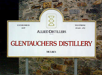 Glentauchers company sign uploaded by Ben, 24. Mar 2015