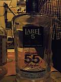 Reserve 55 Fifty Five Limited Edition Bottling No H - 7105