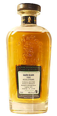 Glen Elgin Cask Strength Collection
