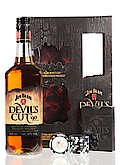 Jim Beam Devil's Cut with Pokerset